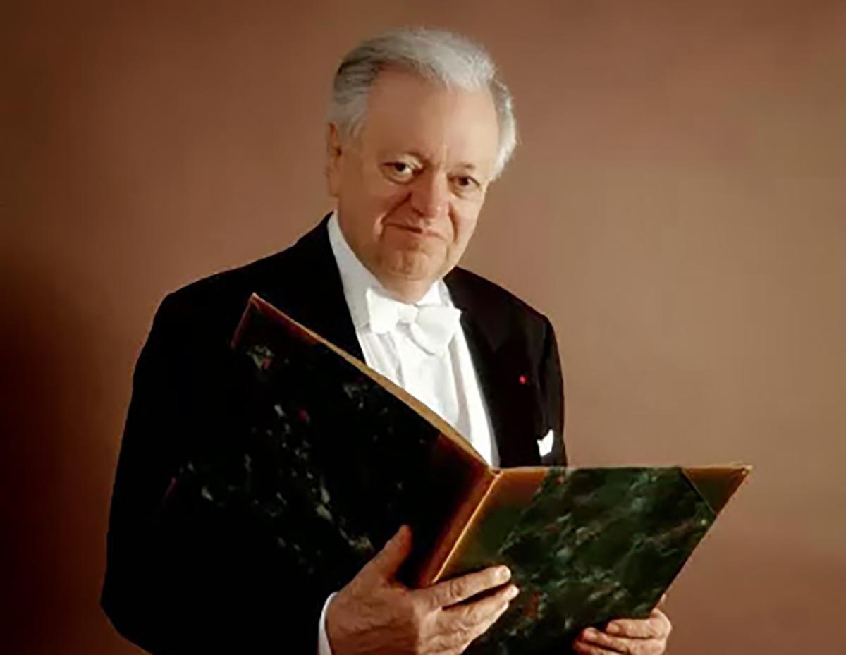 El Maestro Philippe Entremont Vuelve A Venezuela