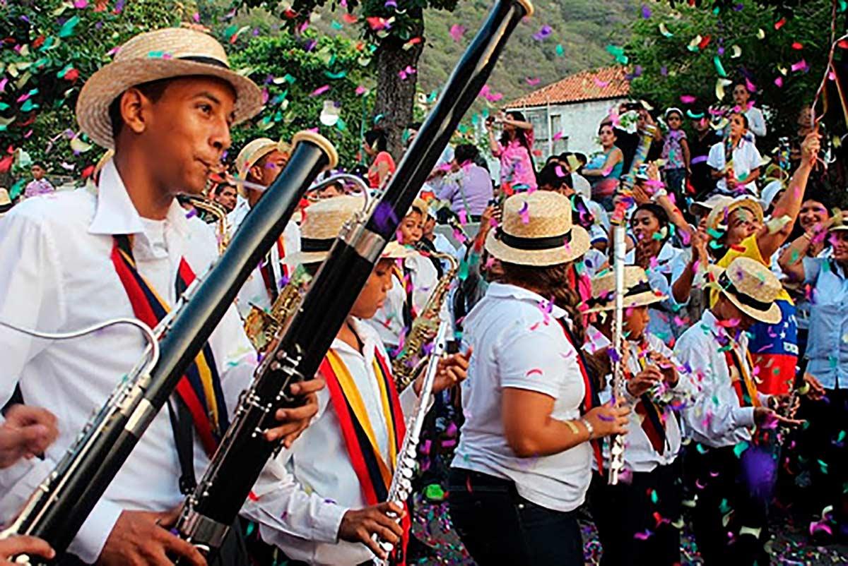 Sistema De Orquestas Y Coros Del Estado Vargas Celebra Su 27 Aniversario