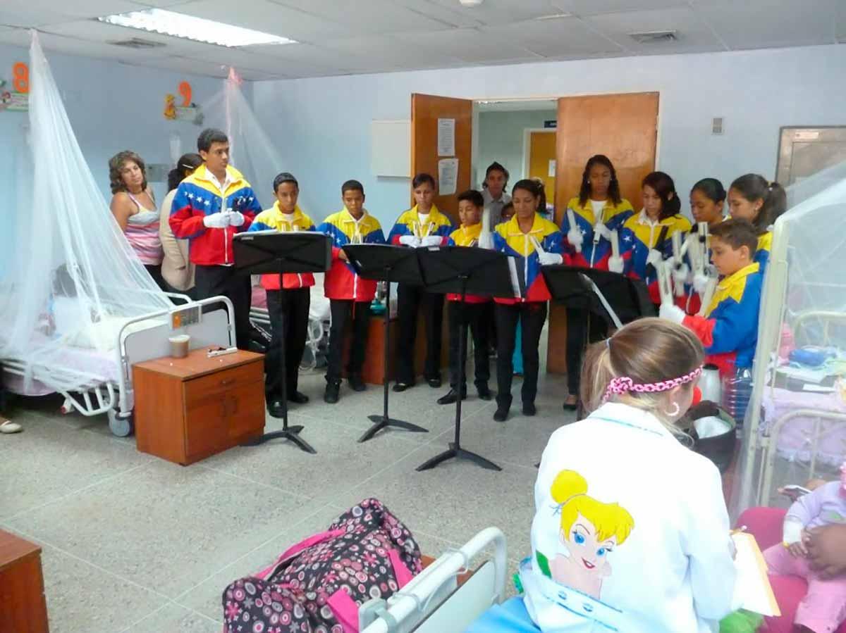 El Sistema Comienza A Captar Nuevos Integrantes En Vargas