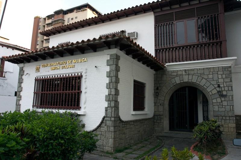 Conservatorio de Música Simón Bolívar