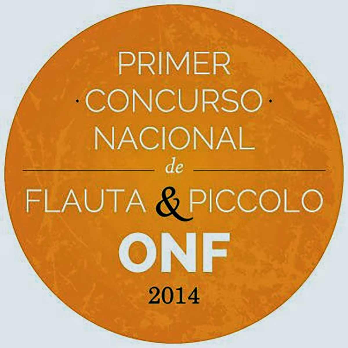 La Orquesta Nacional De Flauta Convoca Al I Concurso De Flauta Y Piccolo
