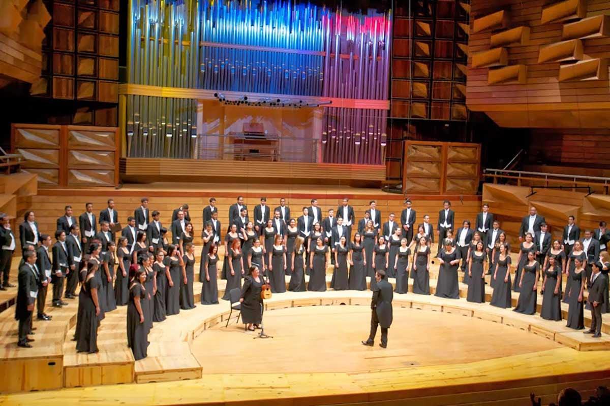 Festival De Coros En Londres Se Inspira En El Sistema
