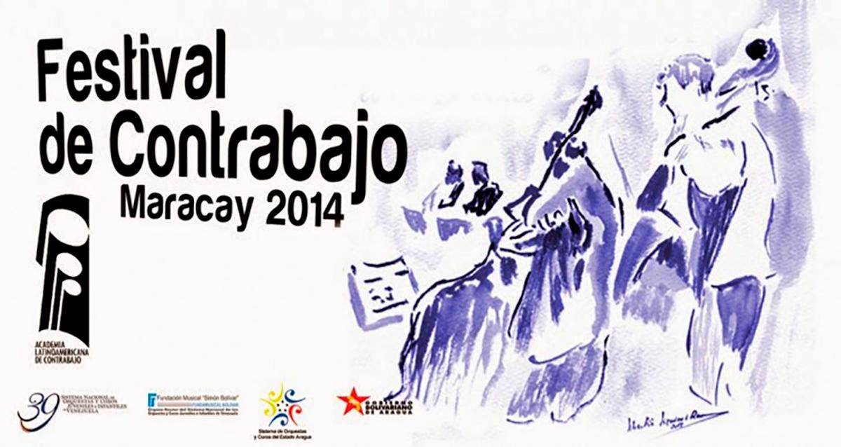 El Contrabajo Es Protagonista En Maracay