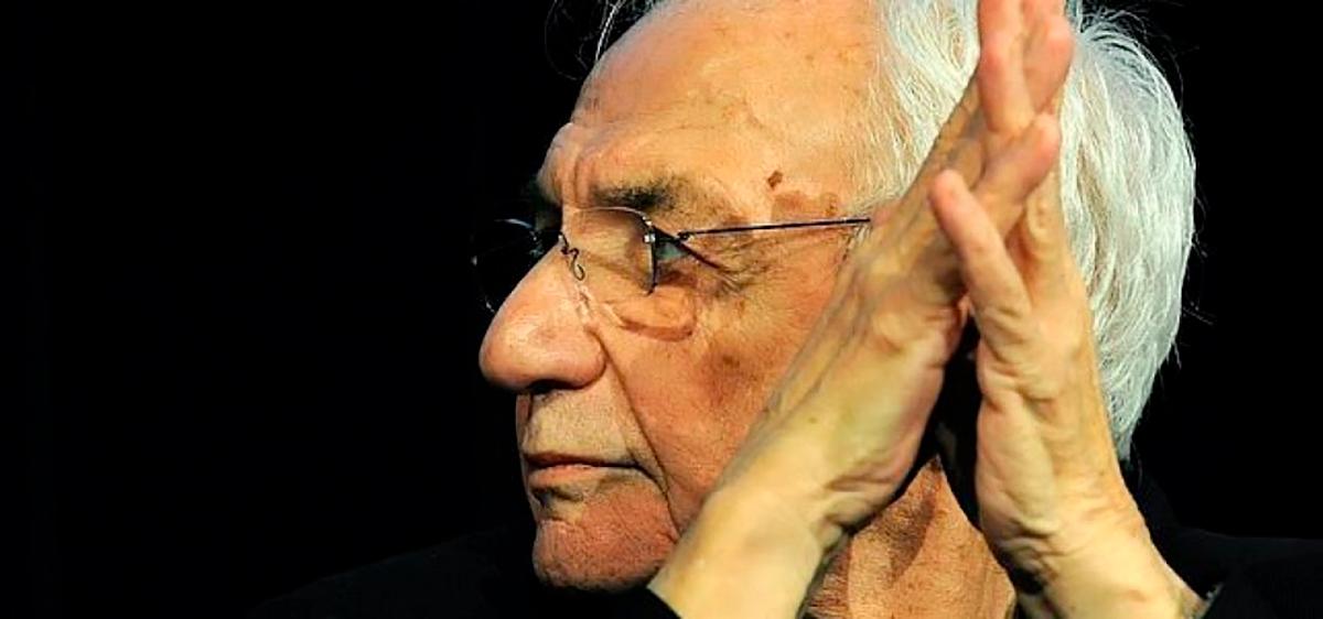 Frank Gehry Me Emociona Crear La Sede De El Sistema En Barquisimeto