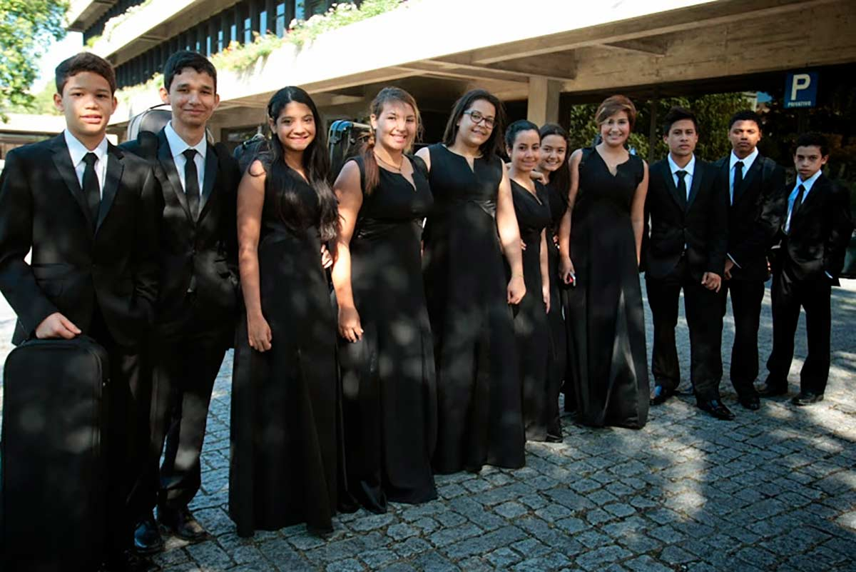 La Gira SJTCV Europa 2014 Ha Sido Un Intenso Entrenamiento Orquestal
