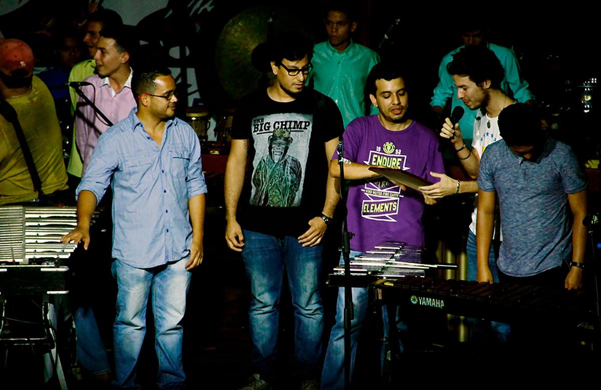 Acuarius Zambrano Tenemos Un Potencial Enorme De Percusionistas En Venezuela
