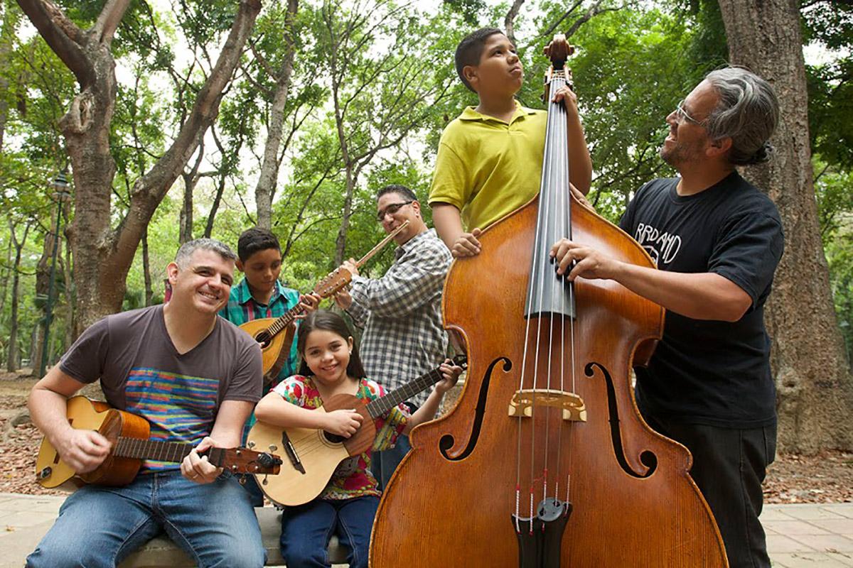 El Sistema Muestra La Querencia Musical De Su Programa Alma Llanera