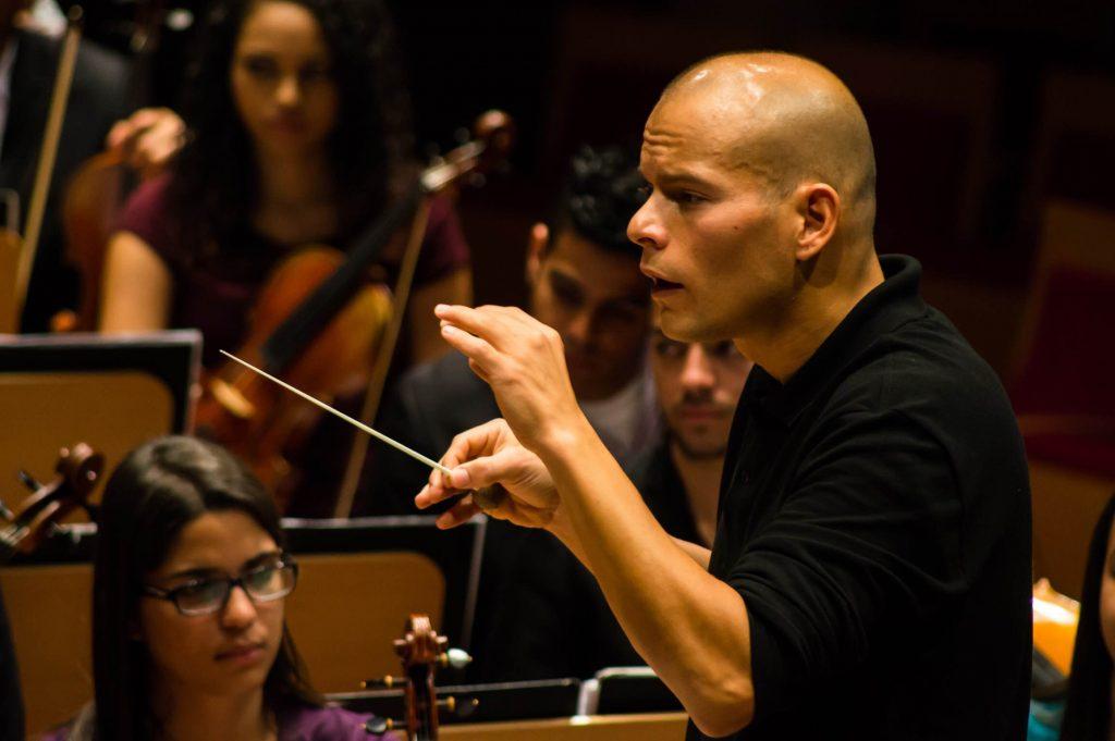 Dietrich Paredes Orquesta Sinfónica De Caracas