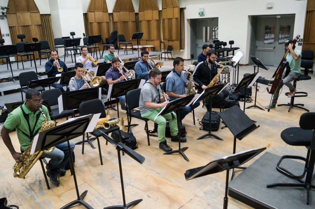 La Orquesta De Jazz Simón Bolívar Debuta En Austria