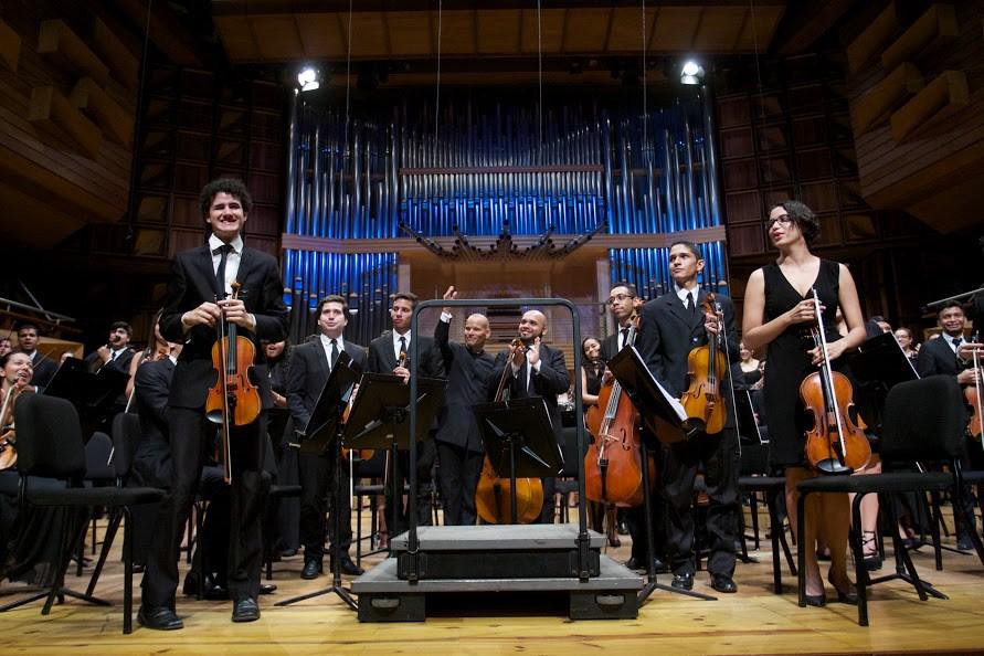 La Orquesta Sinfónica De Caracas Dibuja Dos Momentos Creativos De Tchaikovsky