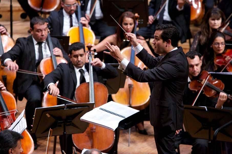 Diego Matheuz Es El Nuevo Director Principal De La Orquesta Sinfónica Simón Bolívar