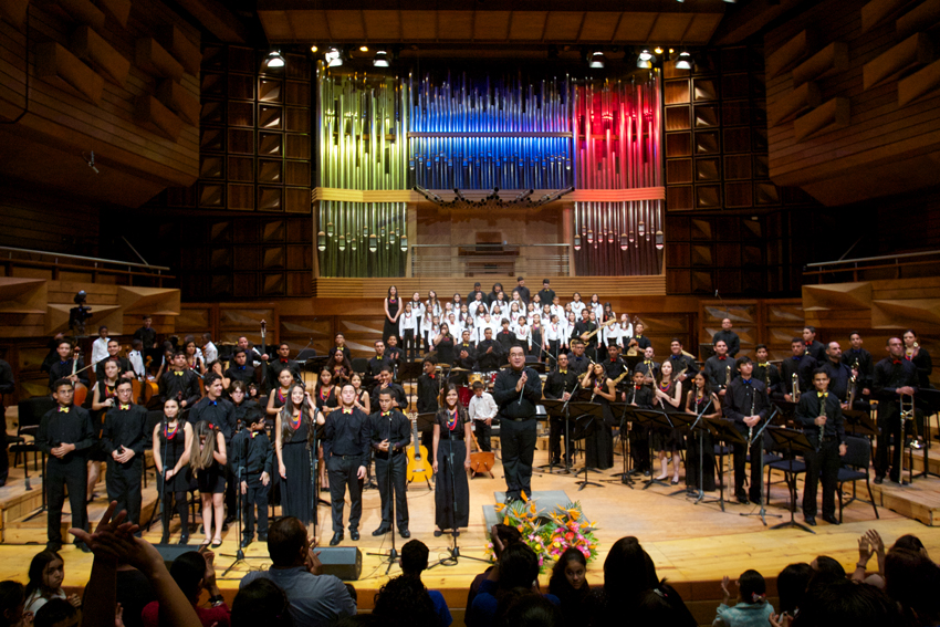 FMB 8017 Orquesta Del Zulia Apadrinados 2016 07 27