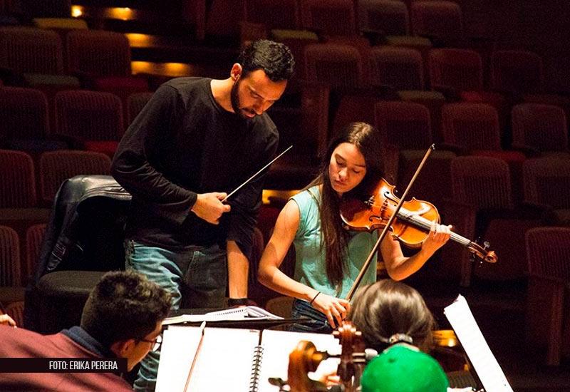 Inicia Primera Edición Del Festival De Jóvenes Violinistas