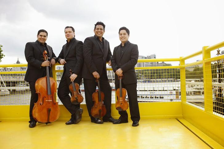 El Cuarteto De Cuerdas Simón Bolívar Ofrece Su Experiencia Musical En Tres Ciudades Australianas