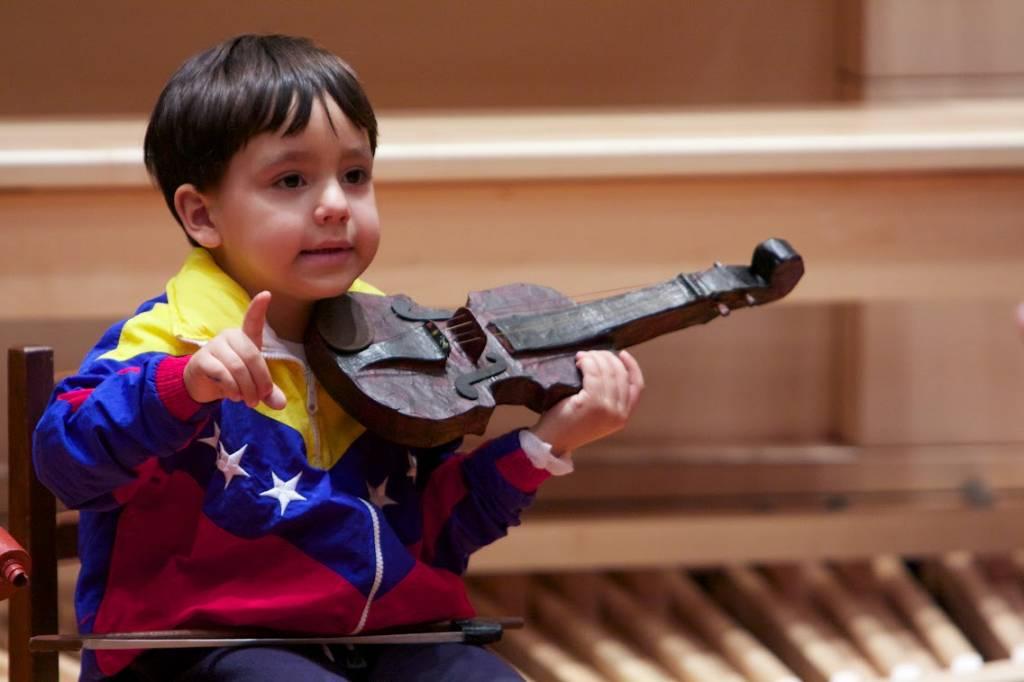 La Orquesta De Papel Inspira La Educación Musical En Otras Latitudes