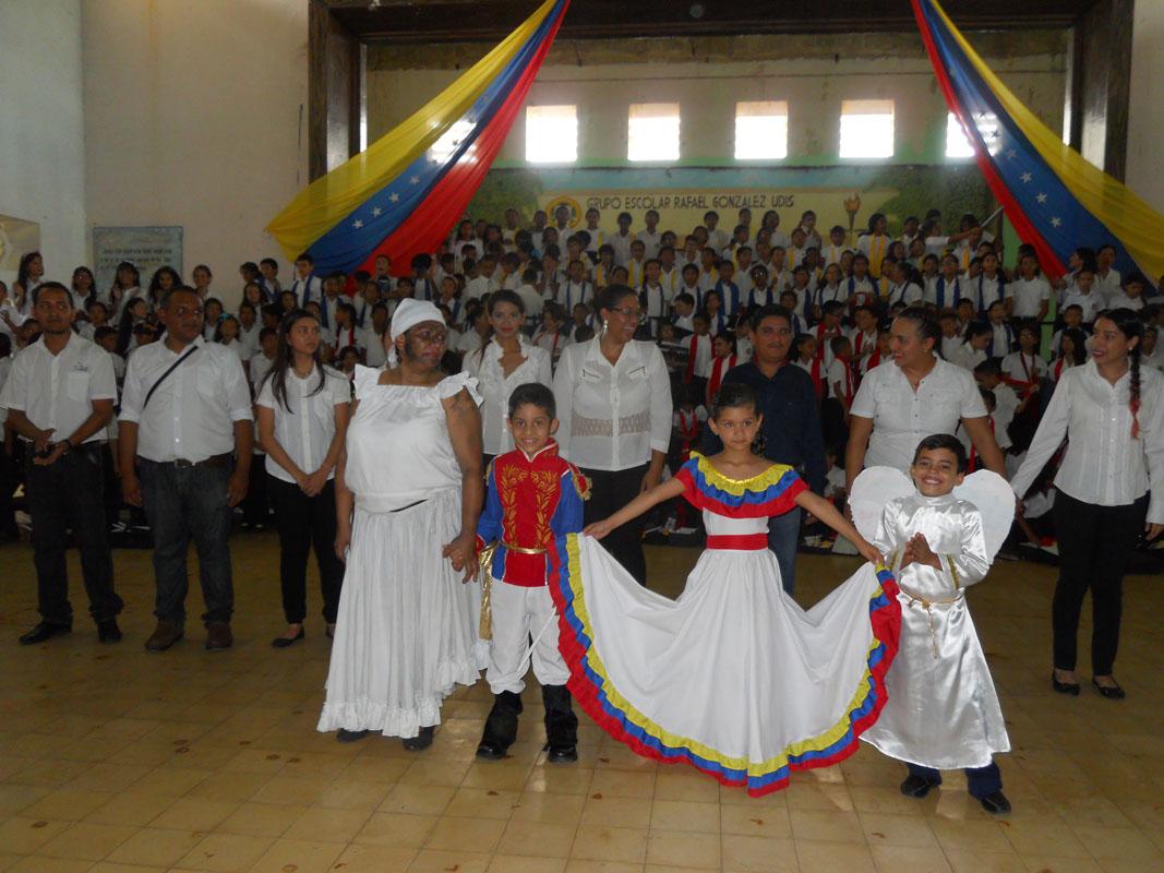 Más De 300 Niños De El Sistema Le Dieron Vida A La Cantata Bolívar En Guárico