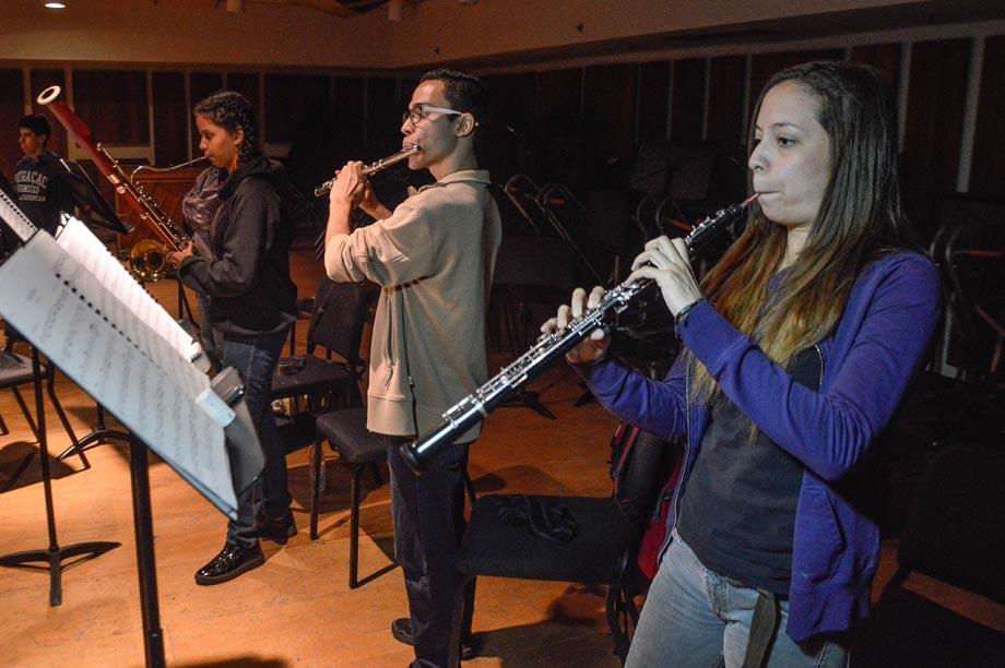 La Orquesta Barroca Simón Bolívar Retoma Su Programa Didáctico