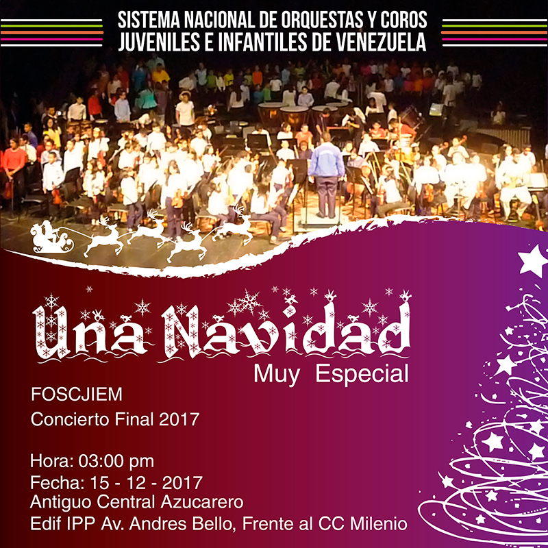 """El Núcleo Glorias Patrias De Mérida Despide El Año 2017 Con """"Una Navidad Muy Especial"""""""