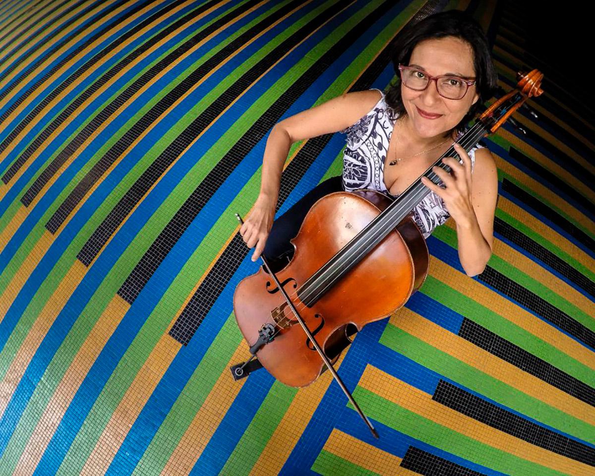 María Eugenia Prado Sigue Creyendo En El Poder Transformador De La Música