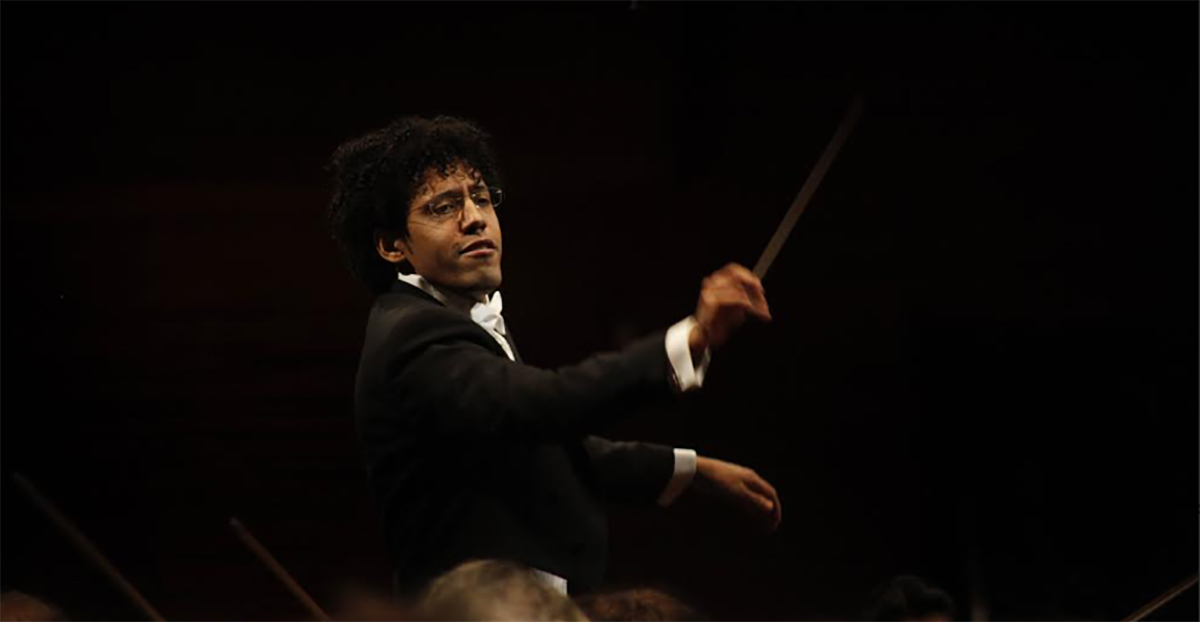 Rafael Payare Fue Designado Nuevo Director De La Sinfónica De San Diego