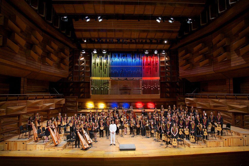 Orquesta Alma Llanera del Distrito Capital
