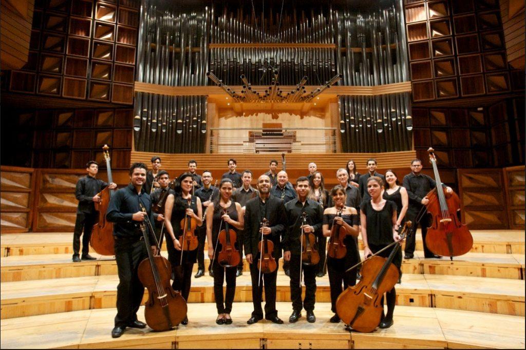 Orquesta Barroca Simón Bolívar
