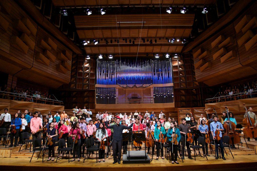 Orquesta Sinfónica Juvenil José Francisco Del Castillo