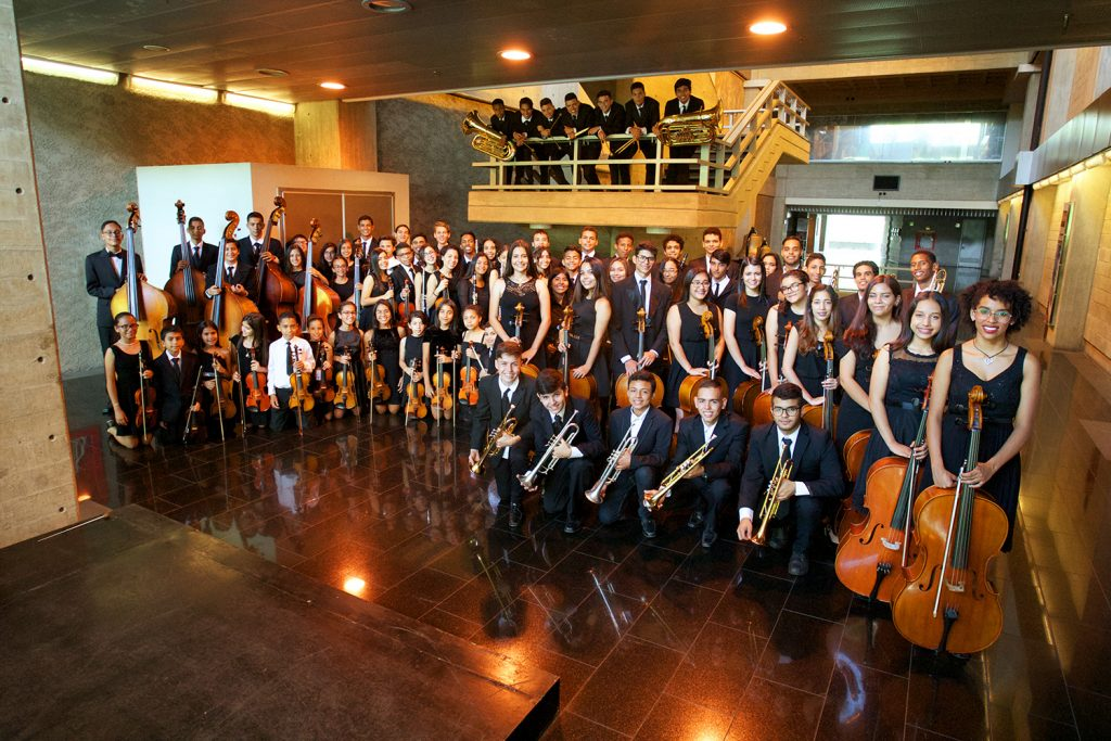 Orquesta Sinfónica Juvenil Inocente Carreño