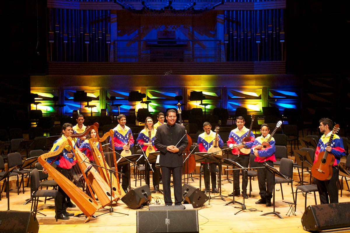 Programa Alma Llanera Registrara En Partituras La Musica Venezolana