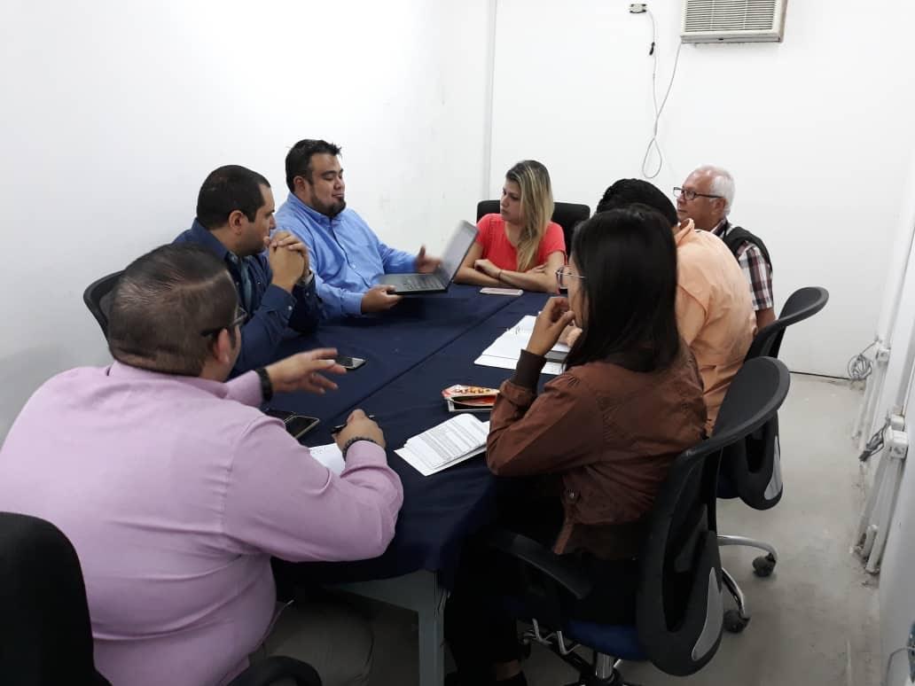 El Sistema Inicia El Fortalecimiento De Medidas De Seguridad En Sus Instalaciones En Marco De La Cooperacion Con PNUD En Venezuela