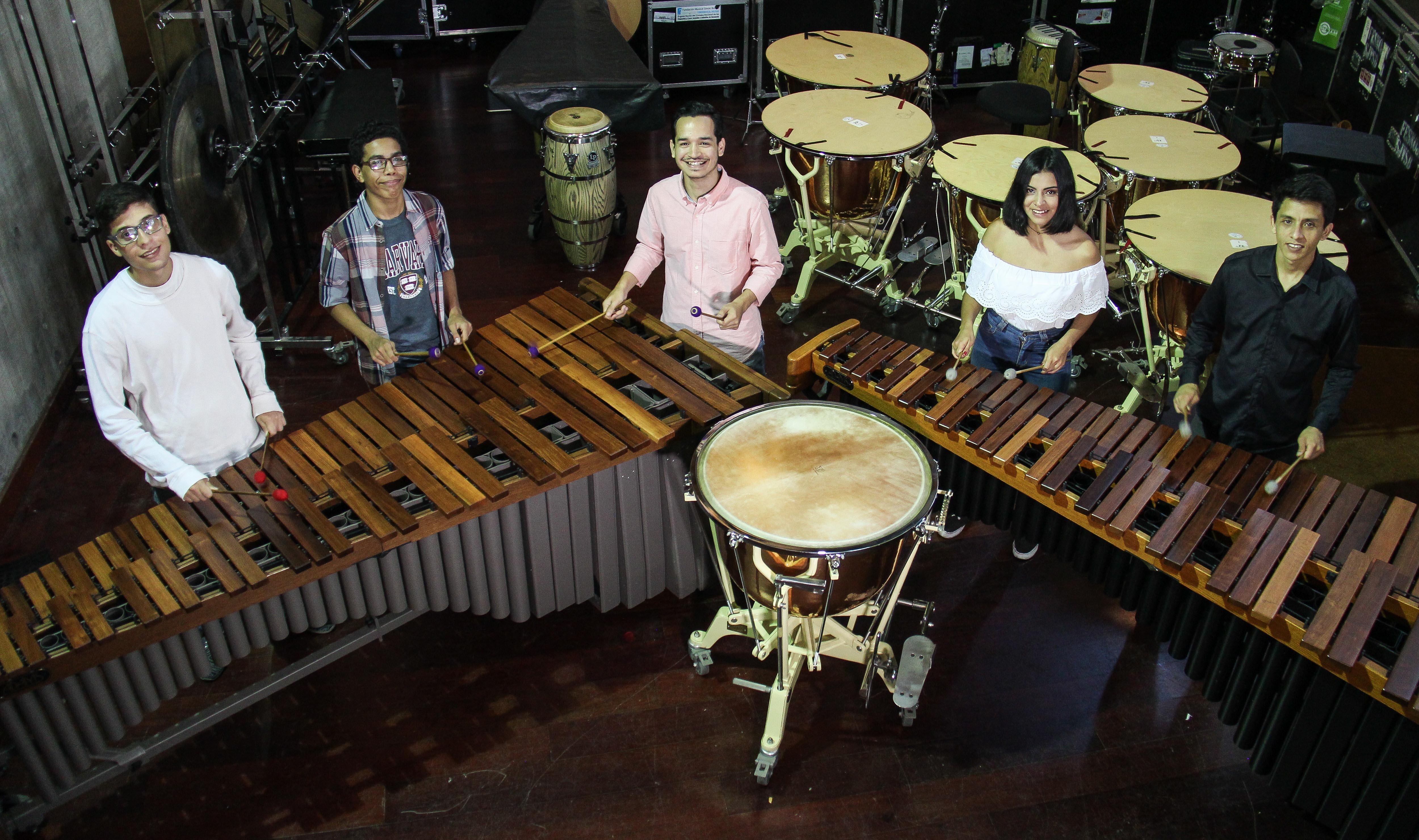 Ensamble De Percusion Catatumbo Ganó Primer Lugar En Competencia Internacional De Musica