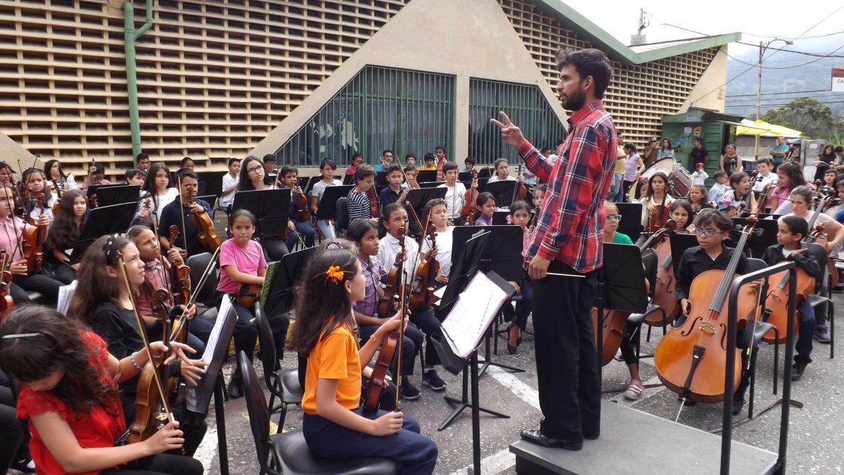 Mérida Ofreció Conciertos En Ocasión De Recordar El Natalicio Del Maestro José Antonio Abreu