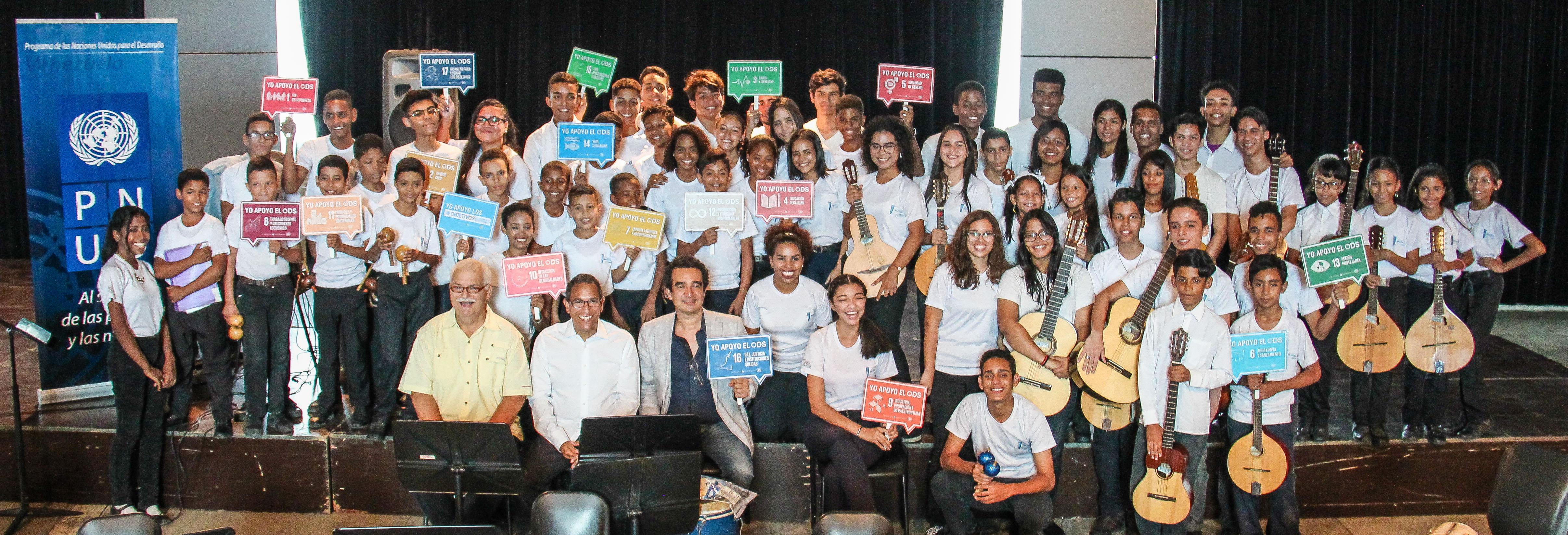 Guatire Acogió La Celebración Del Día Mundial De La Diversidad Cultural Para El Diálogo Y El Desarrollo