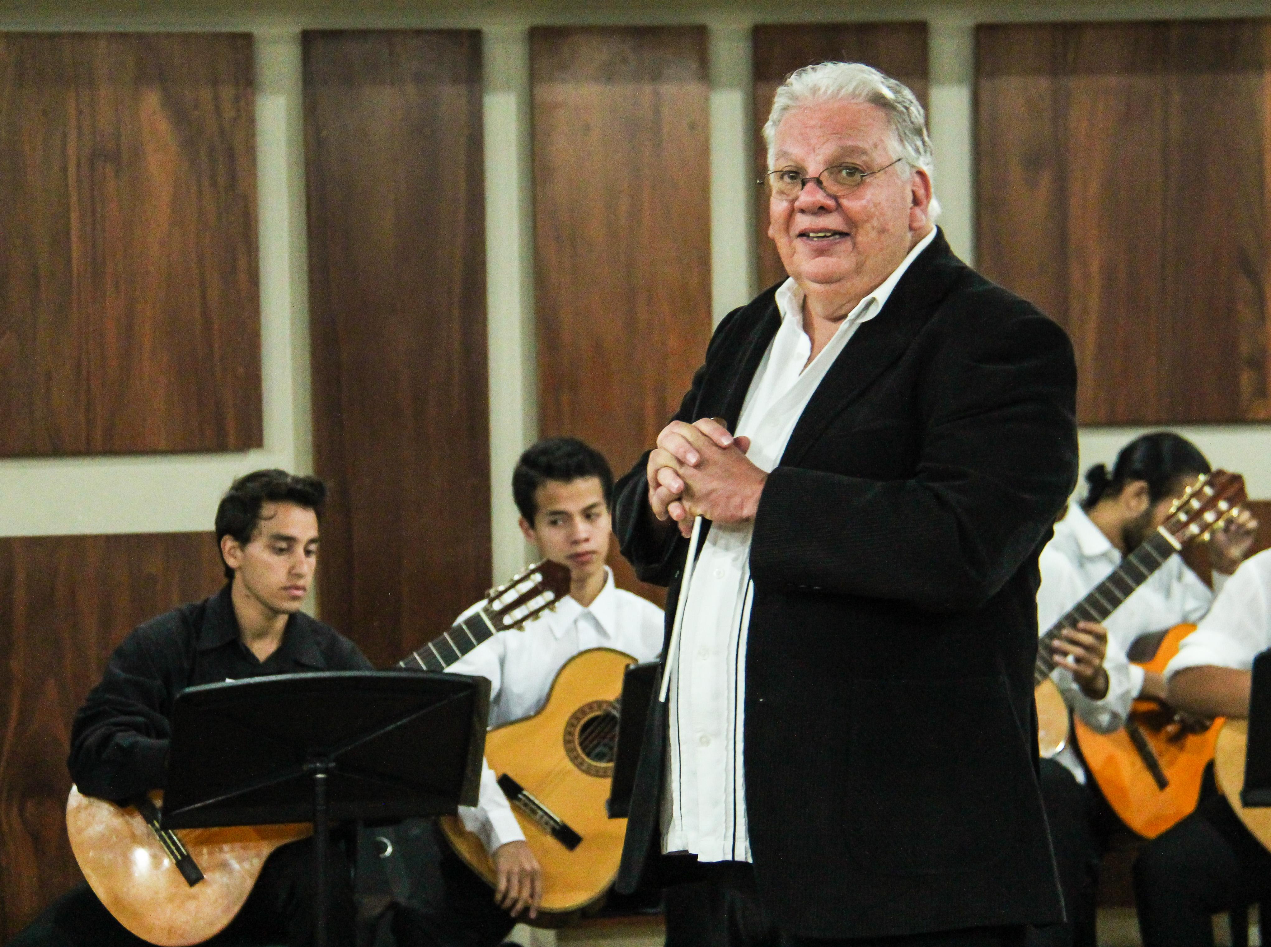 Crecen Las Guitarras Como Protagonistas Del Formato Orquestal En El Sistema