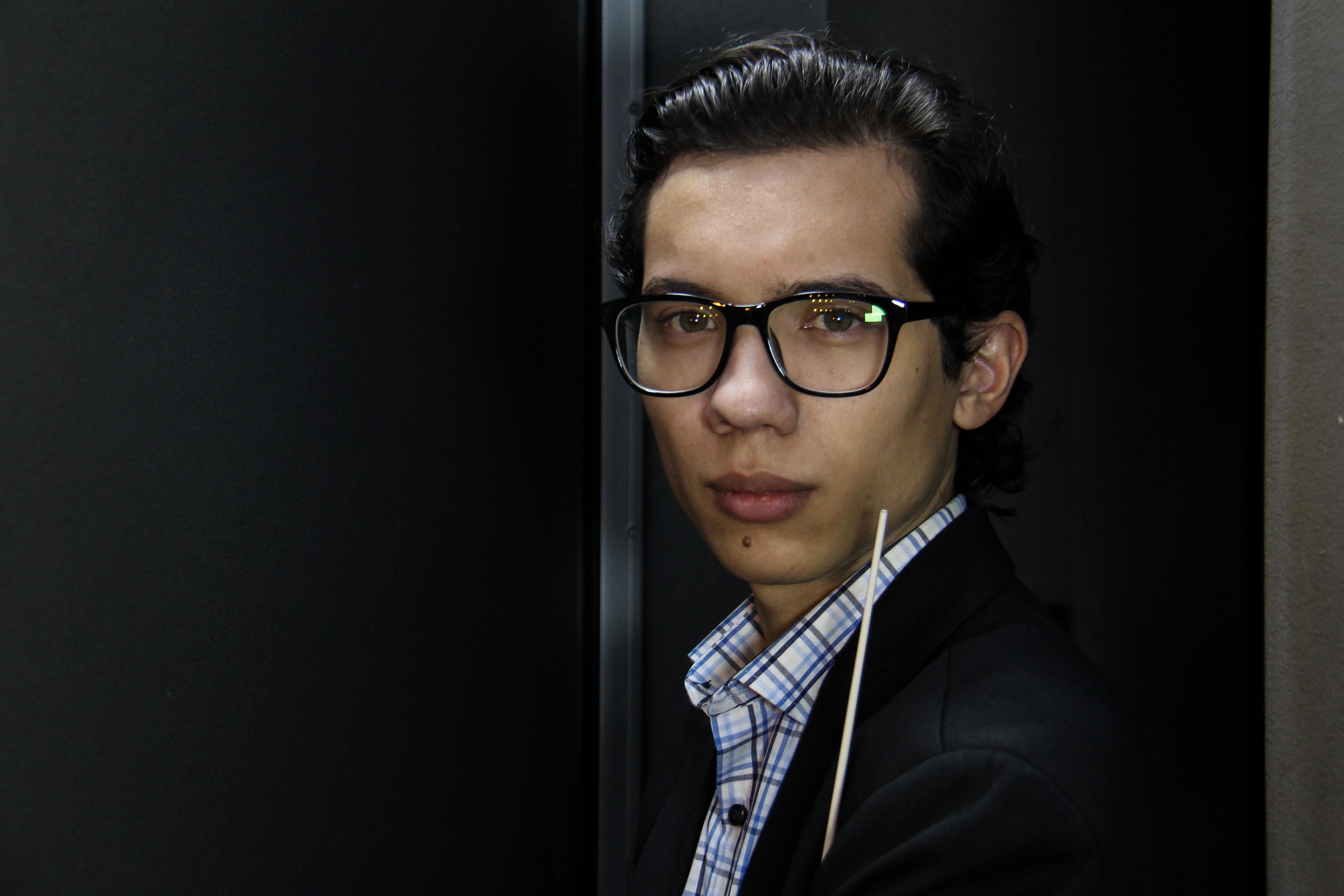 Enluis Montes Recibe Beca Para Trabajar En Los Ángeles Con El Maestro Gustavo Dudamel