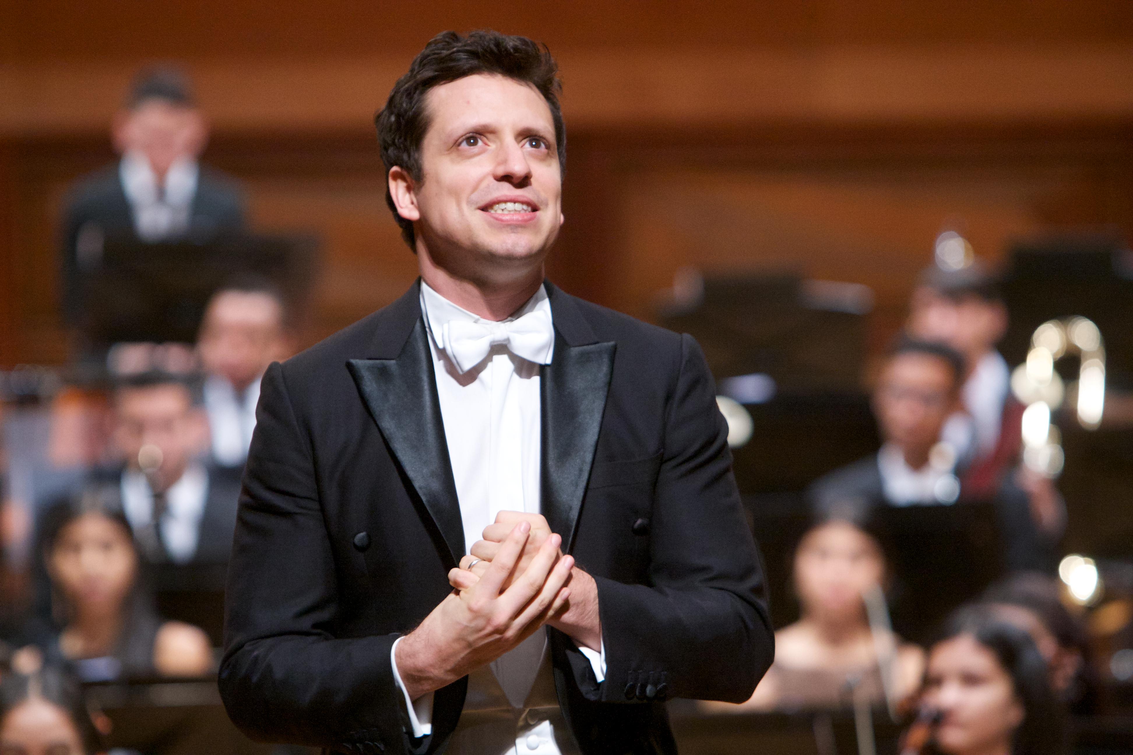 Paolo Bortolameolli Vuelve A Dirigir Y Enseñar Dirección Orquestal En El Sistema
