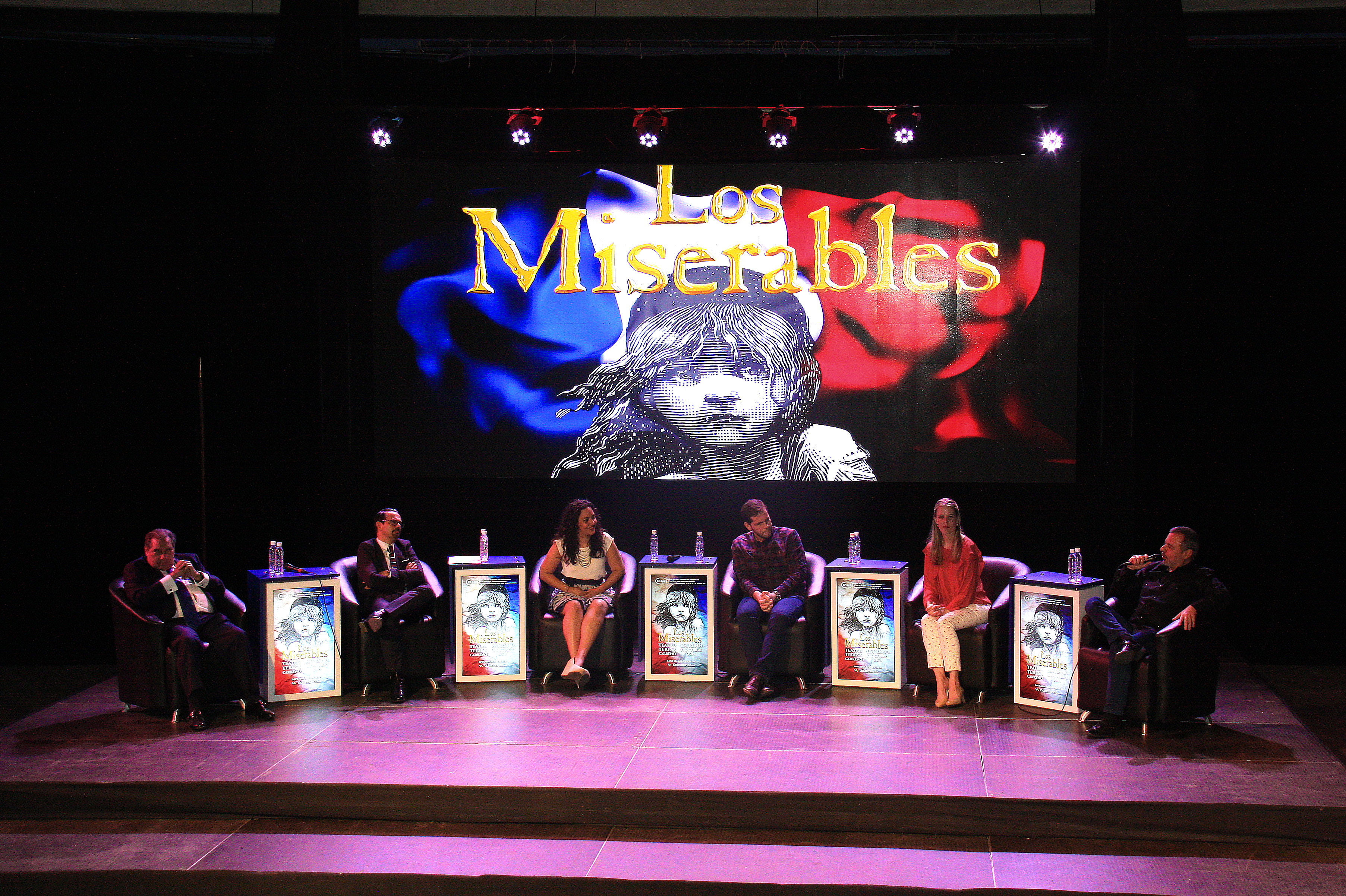 Músicos De El Sistema Participan En La Súper Producción De Los Miserables Venezuela