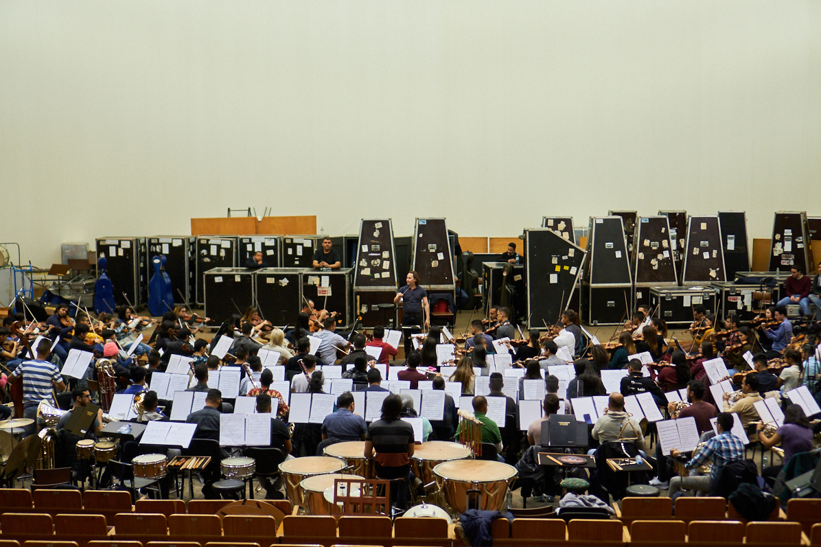 La Orquesta Sinfónica Simón Bolívar De Venezuela Vuelve A Rusia Con Dos Grandes Conciertos