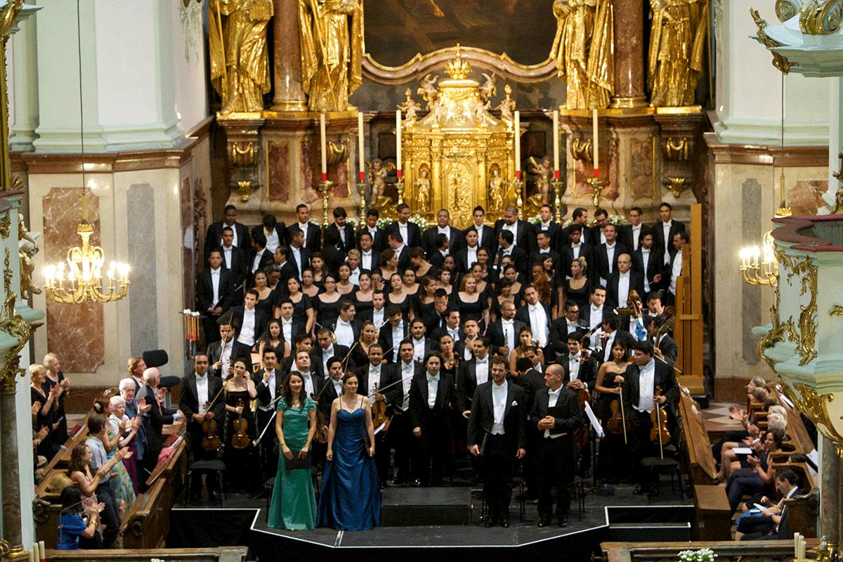 Nuestra Sala Virtual Te Invita A Unirte A La Misa En Do Menor De Mozart Este Domingo