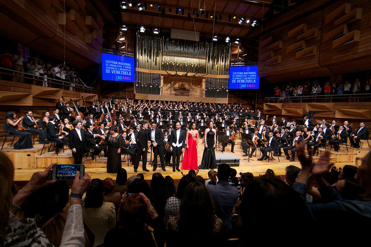 El Sistema Presenta La Novena De Beethoven En Su Gran Sala De Conciertos Virtual