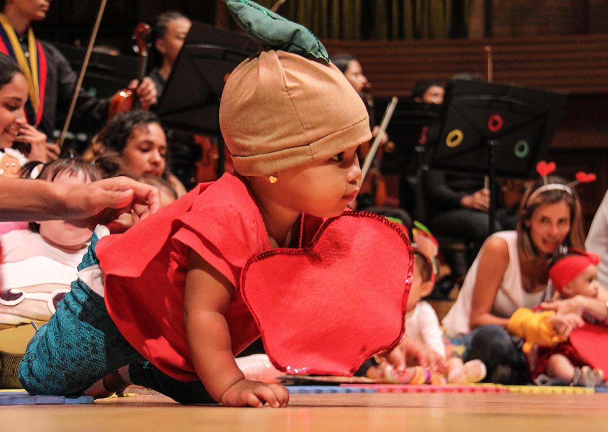 Programa Nuevos Integrantes Sigue Fomentando El Desarrollo Musical Infantil A Distancia