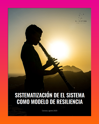 sistematización de el sistema como modelo de resiliencia