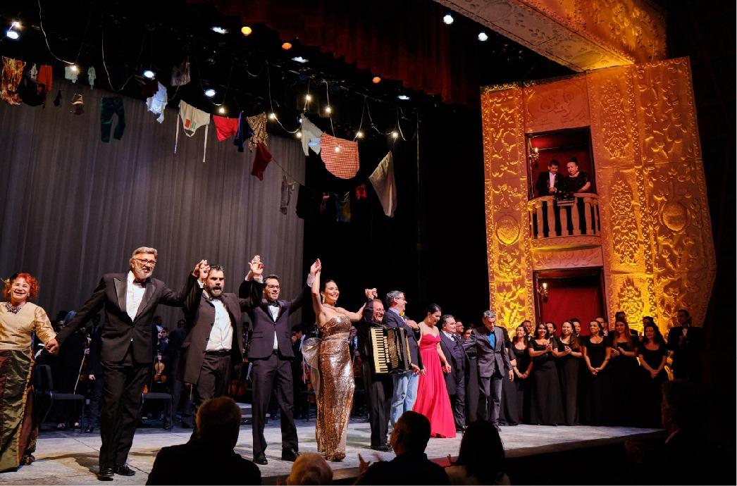 La Pasión Y Fuerza De La ópera Italiana Se Proyecta En Nuestra Sala Virtual