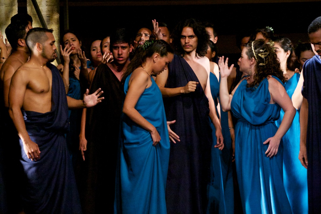 Idomeneo, Rey De Creta Llega A La Sala Virtual En Dos Grandes Funciones De ópera