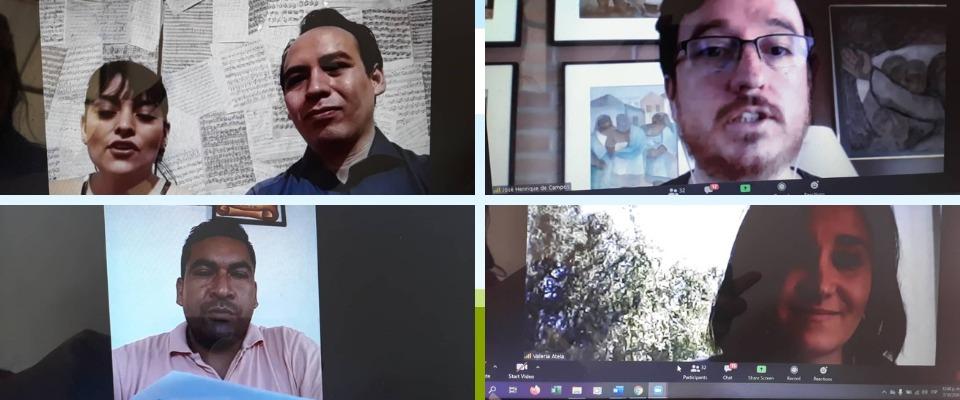 Programas De Latinoamérica Activos En Plataformas Online Hasta Finales De 2020