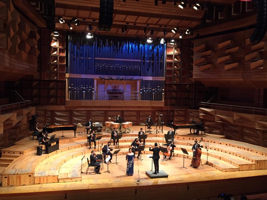 Nuestra Sala Virtual Trae A La Orquesta Sinfónica Simón Bolívar De Venezuela De Vuelta Al Escenario