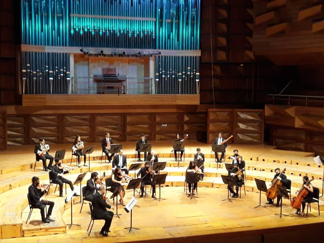 Gran Concierto De La Sinfónica Simón Bolívar Se Estrena En Nuestra Sala Virtual