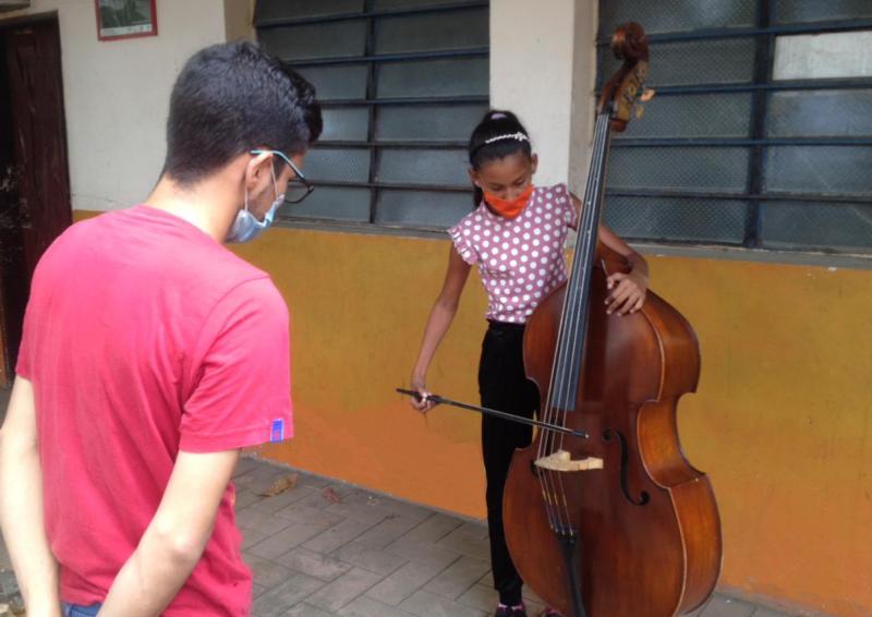 La Música Vuelve A Sonar En El Núcleo Orquestal De Guanare