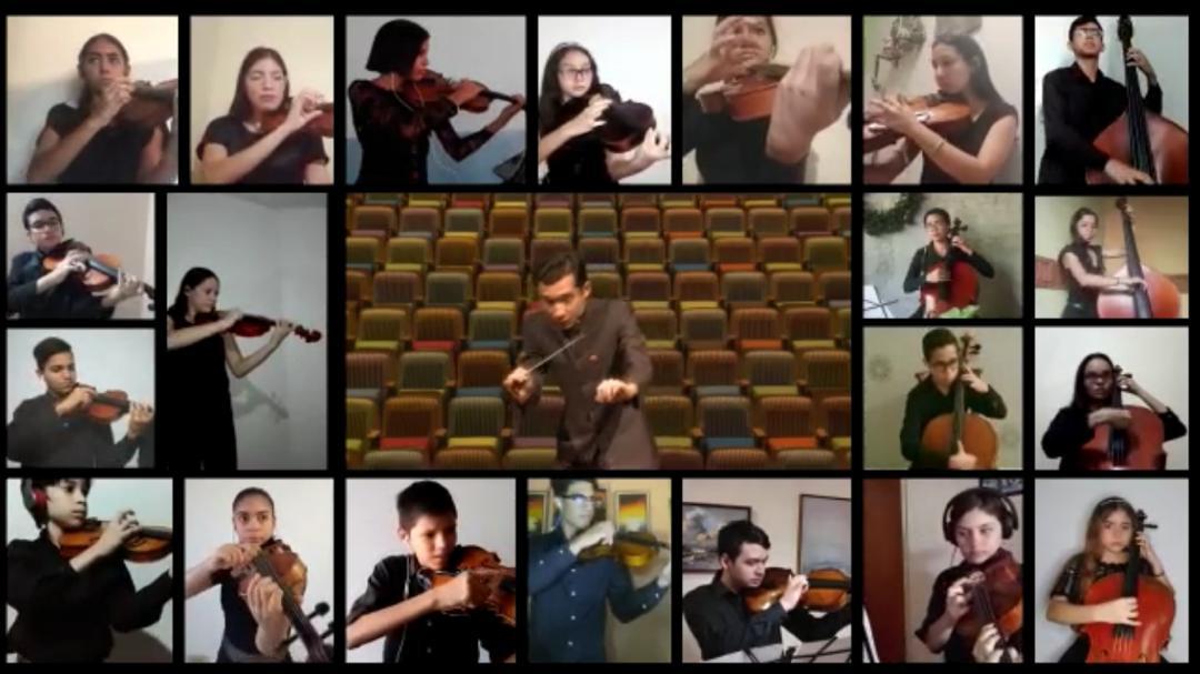 Jóvenes Músicos De Portuguesa Y Lara Conmemoran Los 46 Años De El Sistema