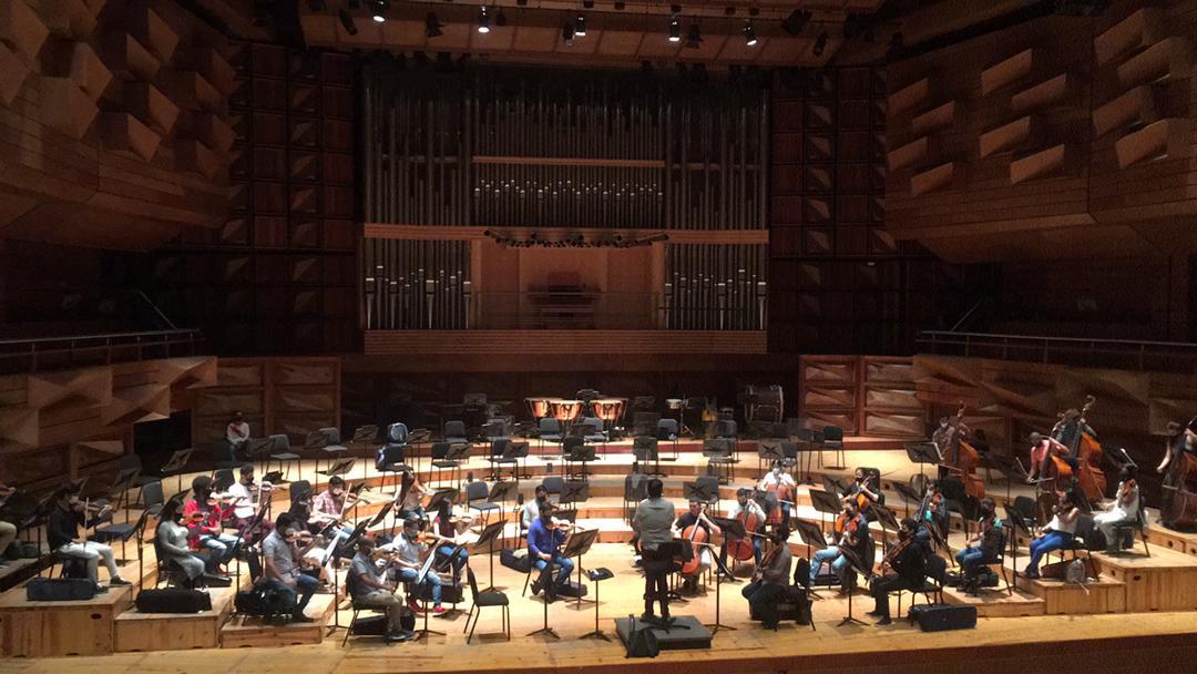Programa 46 Aniversario Lleva La Música Al Escenario En Fin De Semana De Flexibilización